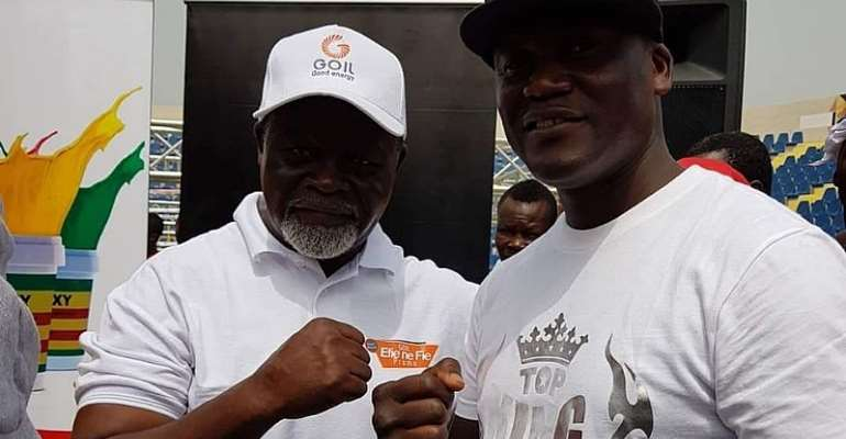 Lawrence Nyanyo Nmai Appeals To Government To Invest In Boxing And Martial Arts