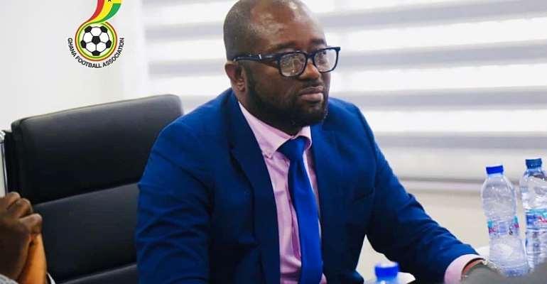 Ghana FA President Kurt Okraku