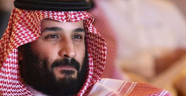 Crown Prince Mohammed Bin Salman Al Saud of Saudi Arabia