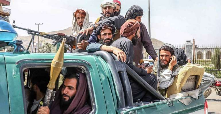 Afghanistan disaster exposes limits of a