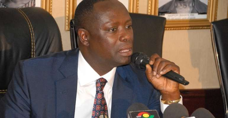Gov't Must Answer Questions If The Remains Are Proven To Be The Three Missing Girls – Kofi Buah
