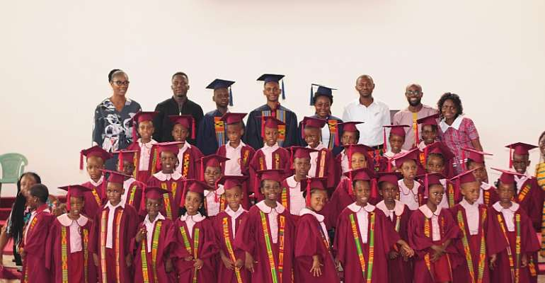 Let's Teach Our Children More Of How To Think Than What To Think—Rhodalene Amartey