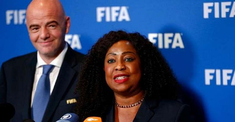 FIFA's CAF 'Takeover' Kicks Off With Samoura's '6-Month Loan'