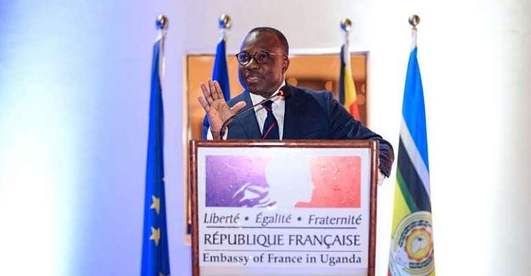 French embassy, Uganda