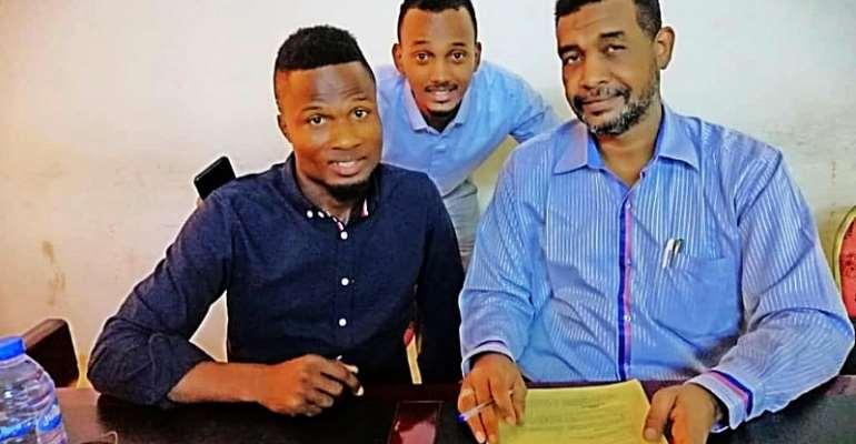 Michael Kporvi Joins Sudanese Giants Al Merreikh Omdurman