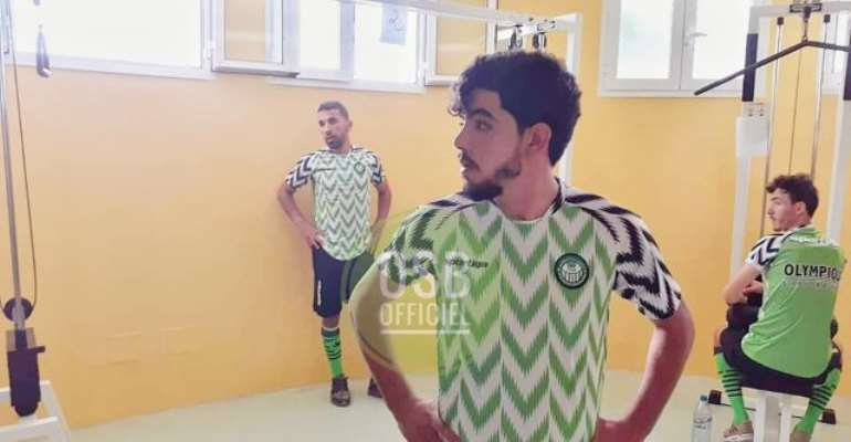 Tunisian Club Unveil Super Eagles-Inspired Kit