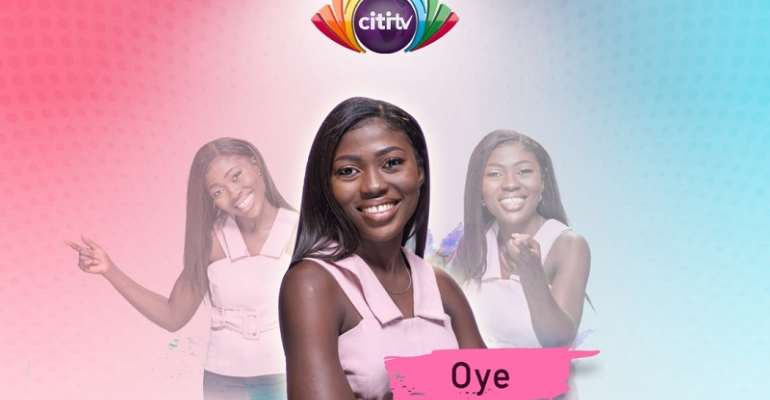 Oye evicted from Citi TV's Voice Factory