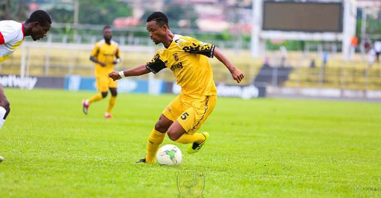 Richard Osei Agyemang Signs New 3-Year Contract With Ashanti Gold SC