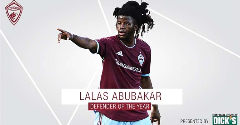 Lalas Abubakar Not Discouraged By Lack Of Black Stars Opportunities