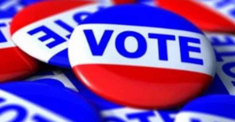 We Must All Vote, Regardless
