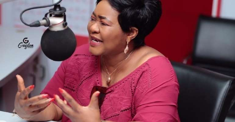 It's Waste Of Time Going To Church – Actress Christiana Awuni