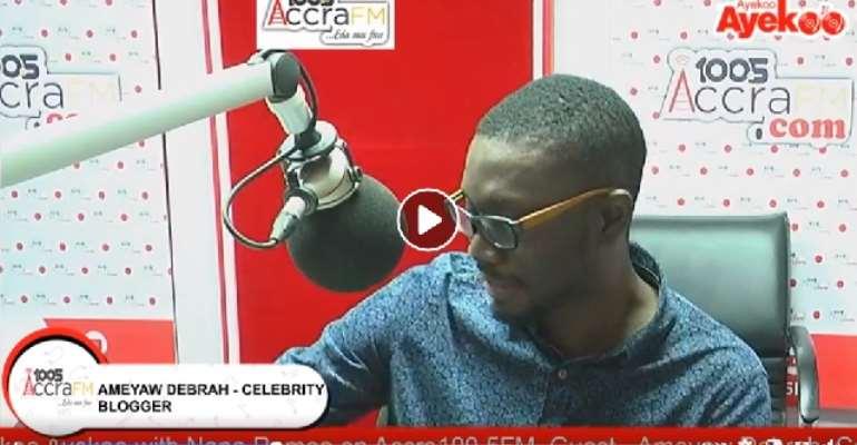 Ameyaw Debrah Scores Akufo-Addo Performance 70%