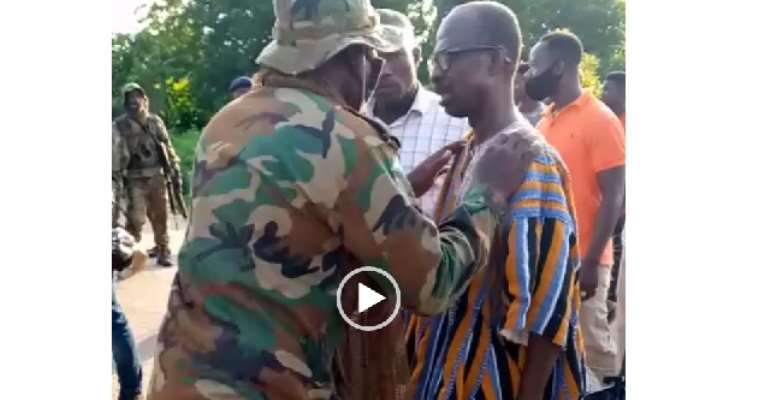 Your Press Release Is Unnecessary, Allow Ghanaians Register In Peace – Asiedu Nketiah To Military