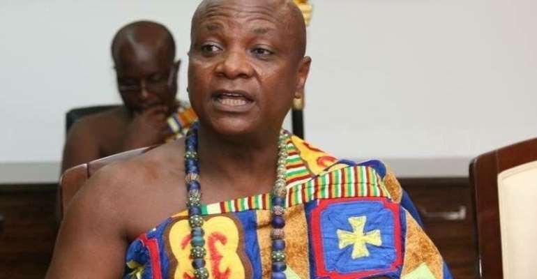 "Rejoinder: ""Togbe Afede X1V Screams Too Loudly On Tribalism"""