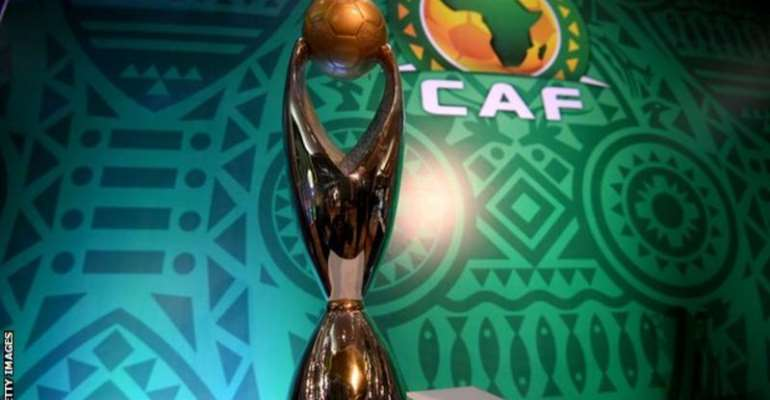 The African Champions League trophy will be heading to either Morocco or Egypt for 2020