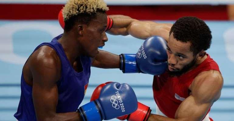 Tokyo 2020: Samuel Takyi wins bronze for Ghana after losing boxing semi final