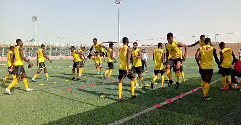 35 players handed Black Satellites call up for camping