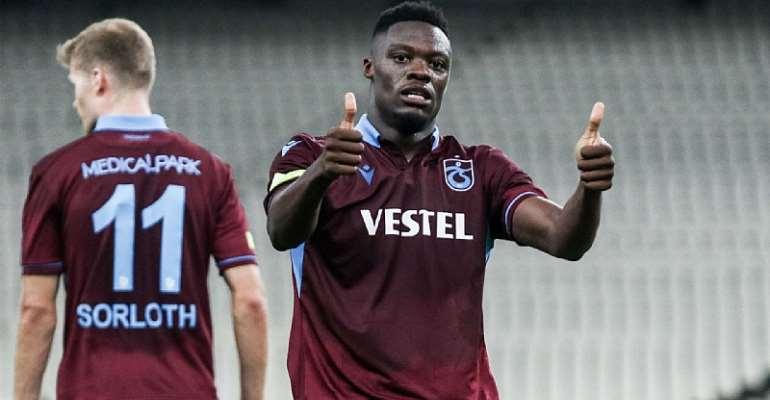 Ghana striker Caleb Ekuban set to join Genoa in a $2.2 million deal
