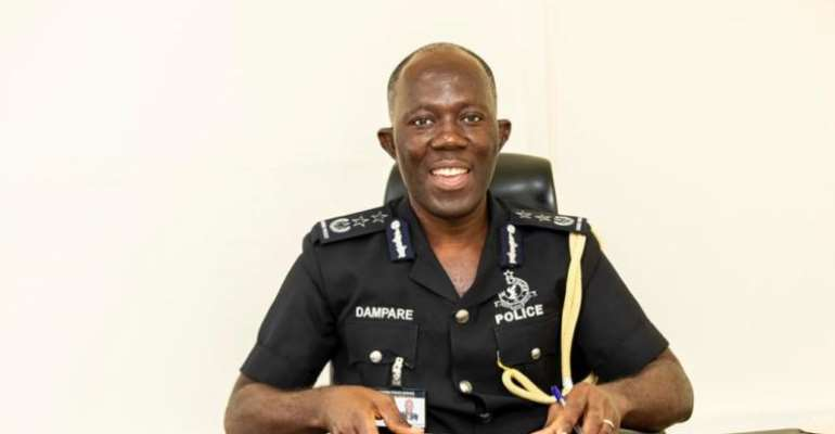 IGP assures #Fixthecountry protesters of 'maximum' protection for demo