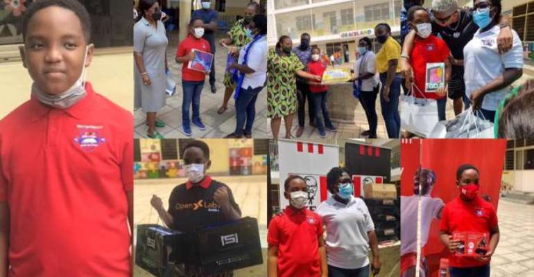Commercialization, profiling of viral young Oswald unfortunate, regrettable — Child Online Africa