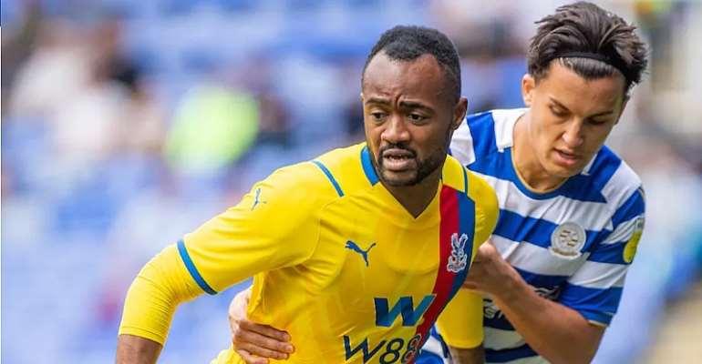 Ghana's Jordan Ayew lauds Patrick Vieira's impact at Crystal Palace