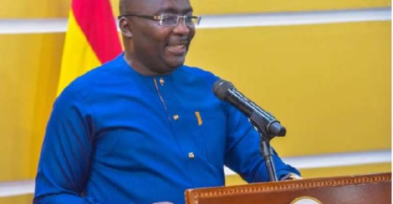 Resign for Osofo Kyereabosom to replace you – says Kofi Koranteng to Bawumia over 'demons and principalities' comment