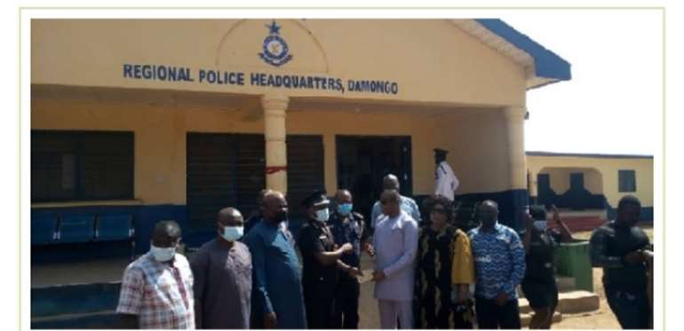 Damongo: Abu Jinapor places Gh¢10,000 bounty on killer of Police woman