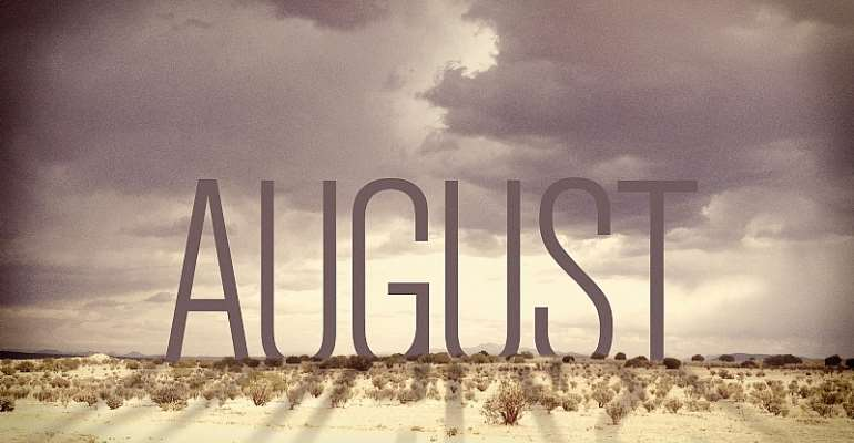 A Great Month Called August & A Great Day 4TH