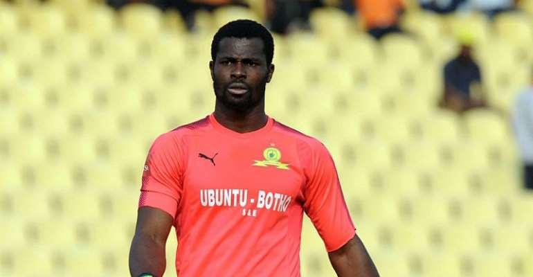 Razak Brimah Terminates Contract With South African Champions Mamelodi Sundowns