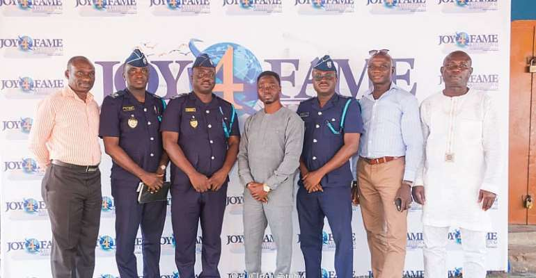Joy4fame Group Rescues Kantamanto Importers