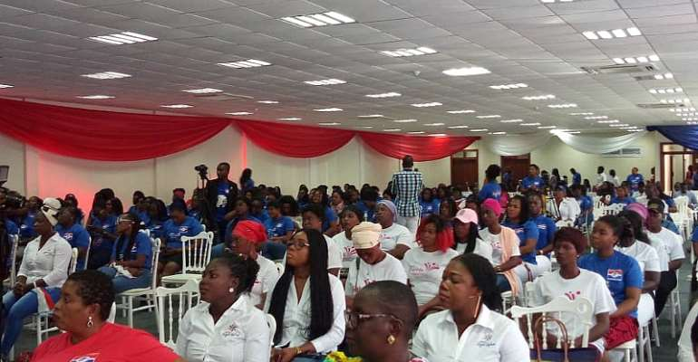 NPP Loyal Ladies Hold Conference To Bridge Gap Between Top Hierarchy And Foot Soldiers