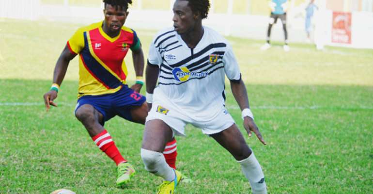 CAF CC: Shafiu Mumuni Joins Ashgold For Africa Campaign