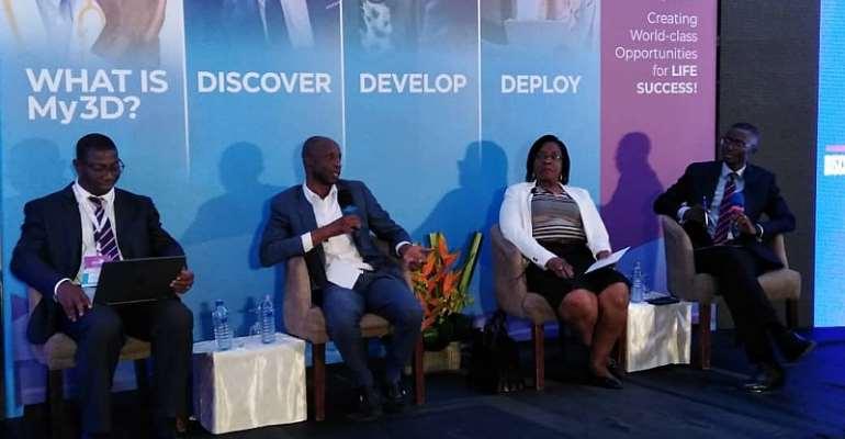 Addressing Workforce Competency Gap In Ghana: TDI Global UnveilsMy 3D Professionals