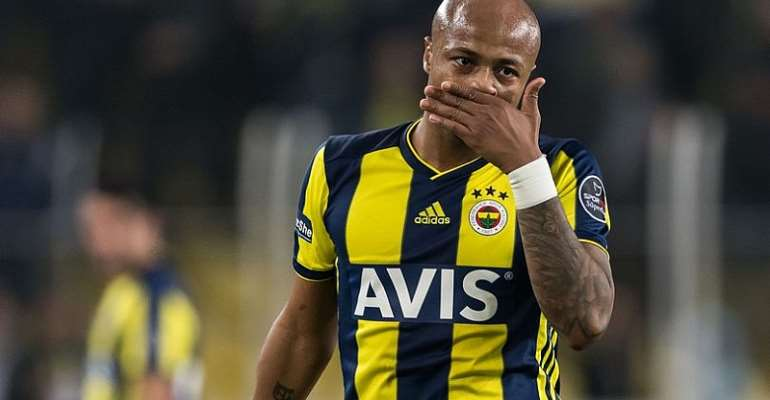 Swansea City To Offer Black Stars Skipper Andre Ayew To Fenerbahce For Free - Reports