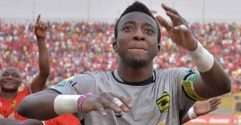 Felix Annan Confirms His Appointment As New Kotoko Skipper