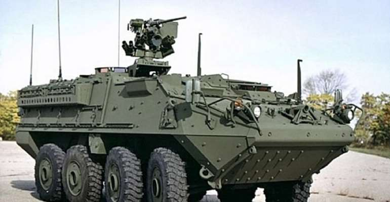 Gov't Going For Over $166m Loan From An Israeli Bank To Purchase Armoured Cars