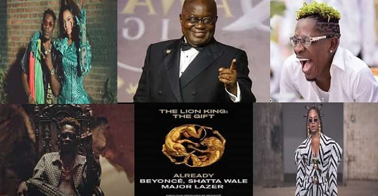 "Shatta Wale Endorses ""4 More For Nana"""