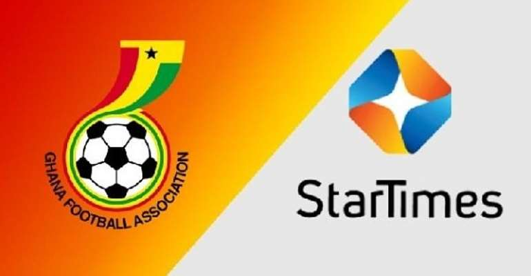 Kurt Okraku Applauds StarTimes For Work Done Prior To Cancelation Of Season