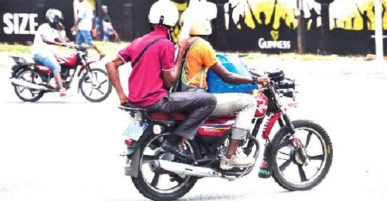 Okada, Tricycle Operations Are Illegal, Don't Insure Them – NIC To Insurance Companies