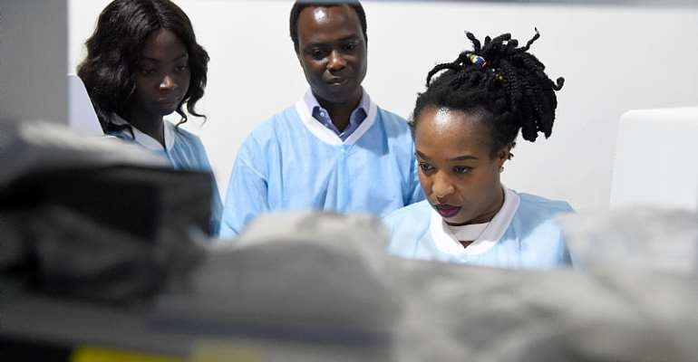 Mentoring can help build the confidence of young researchers in Sub-Saharan Africa  - Source:
