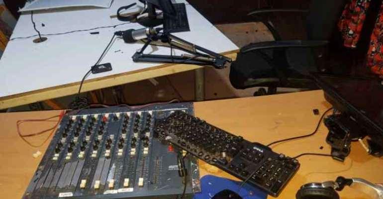 Guinea Bissau Broadcaster Radio Capital FM Vandalized