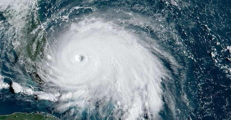 NOAA/RAMMB/AFP/File