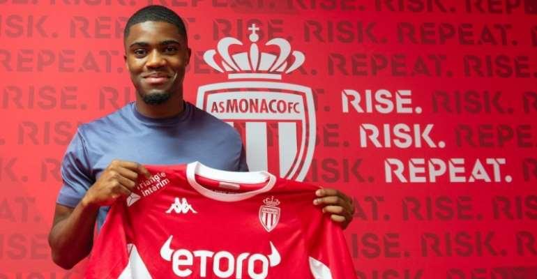 OFFICIAL: Ligue 1 side AS Monaco sign Ghanaian forward Myron Boadu from AZ Alkmaar