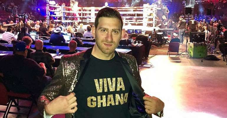 'Watch out for Samuel Takyi, he will be world champion - Mike Altamura predicts