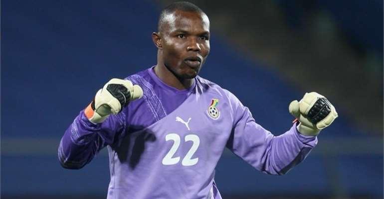 Ex-Ghana goalkeeper Richard Kingson appointed new Black Stars goalkeepers trainers