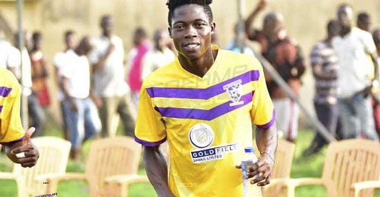 Medeama SC midfielder Justice Blay
