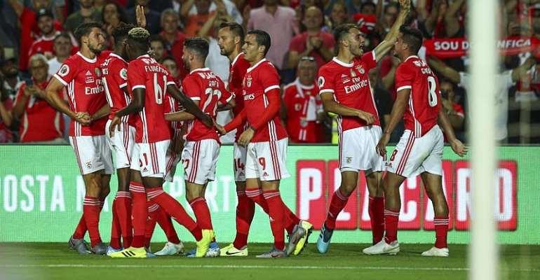 Benfica Humiliates Sporting To Win Portuguese Super Cup