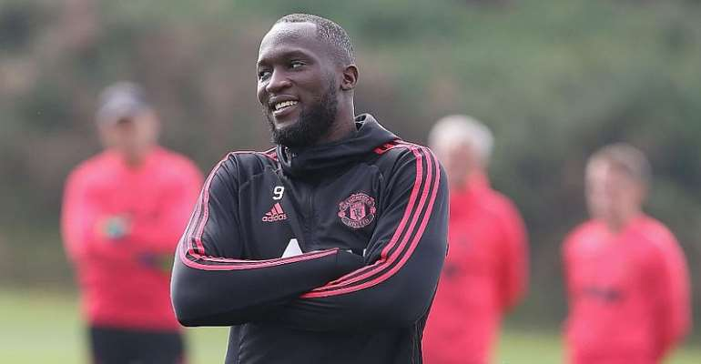 Inter Boss Conte Hopes To Tie Up Deal For Lukaku