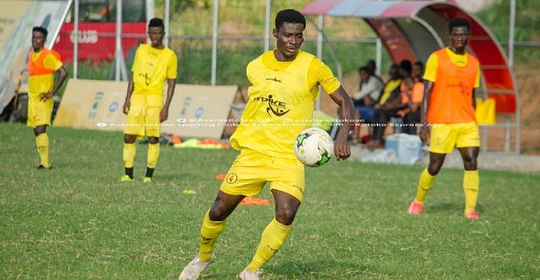 CAF CC: Kotoko To Pitch Camp In Accra Ahead Of Kano Pillars Encounter