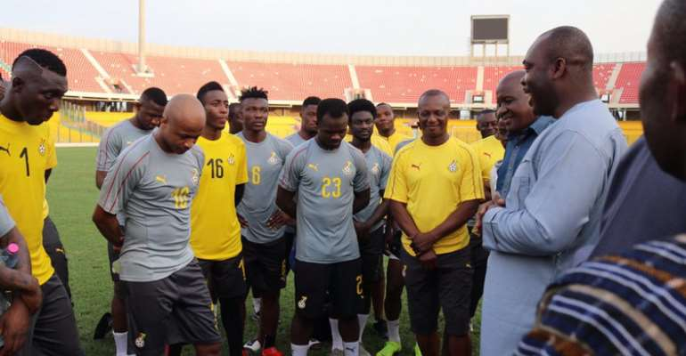 Players To Sign Bond Of Good Behaviour Before Black Stars Call Up – Reports